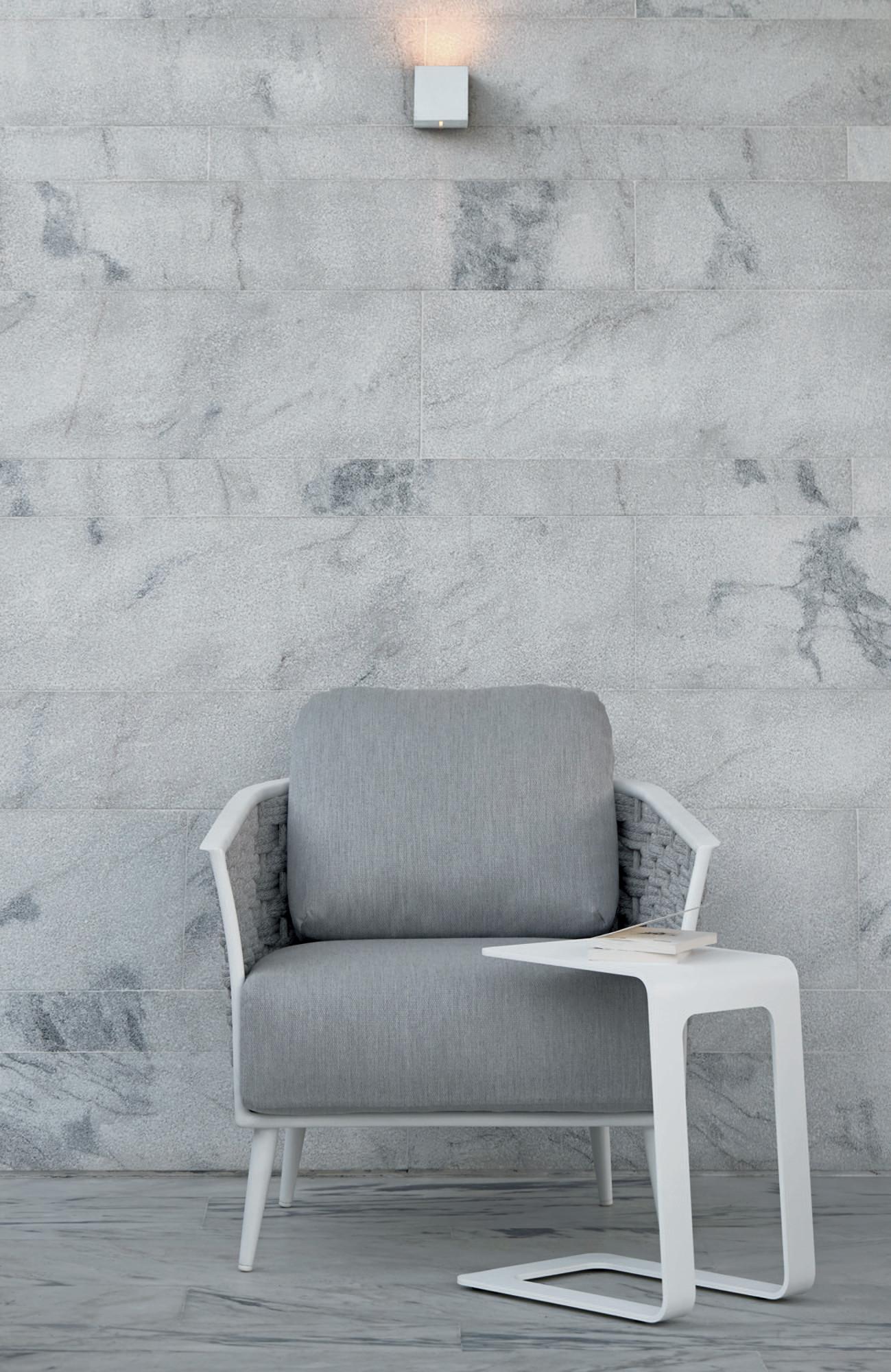 Cascade Lounge-Sessel mit Beistelltisch