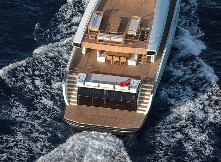 Yacht furniture