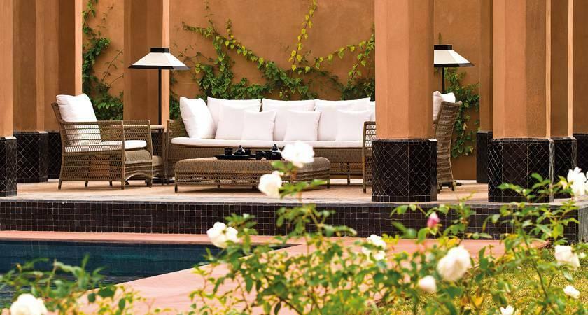 Möbel für den Außenbereich