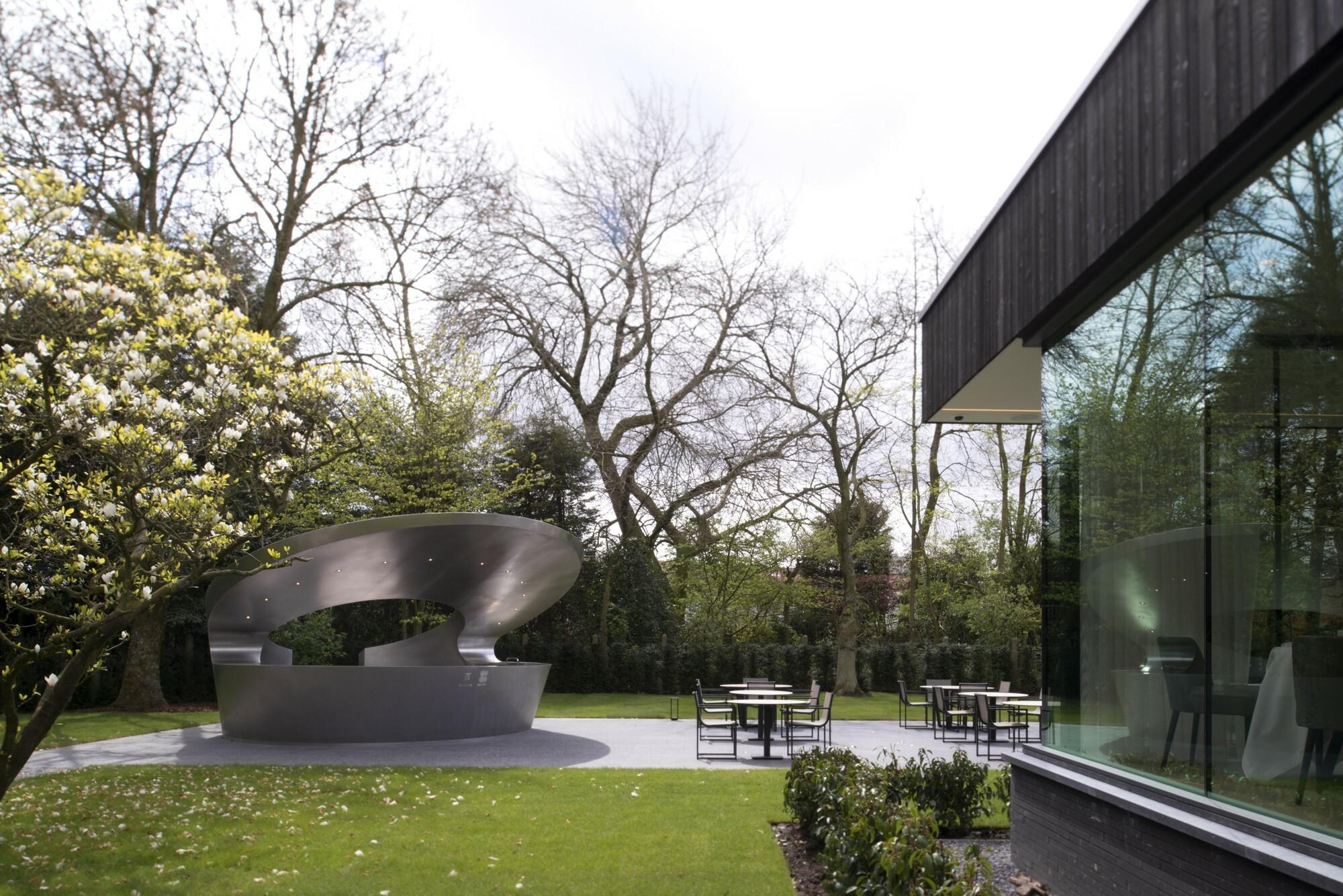 Terrasse des Restaurants Boury