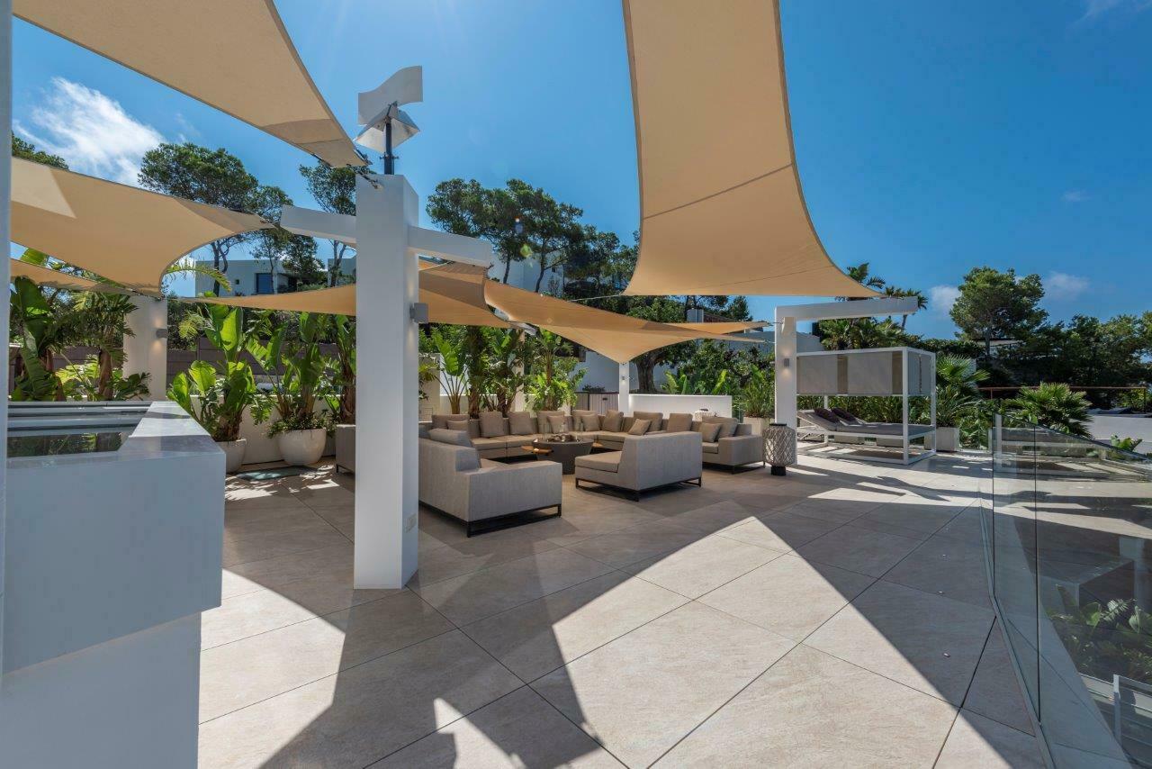 Outdoor loungeset