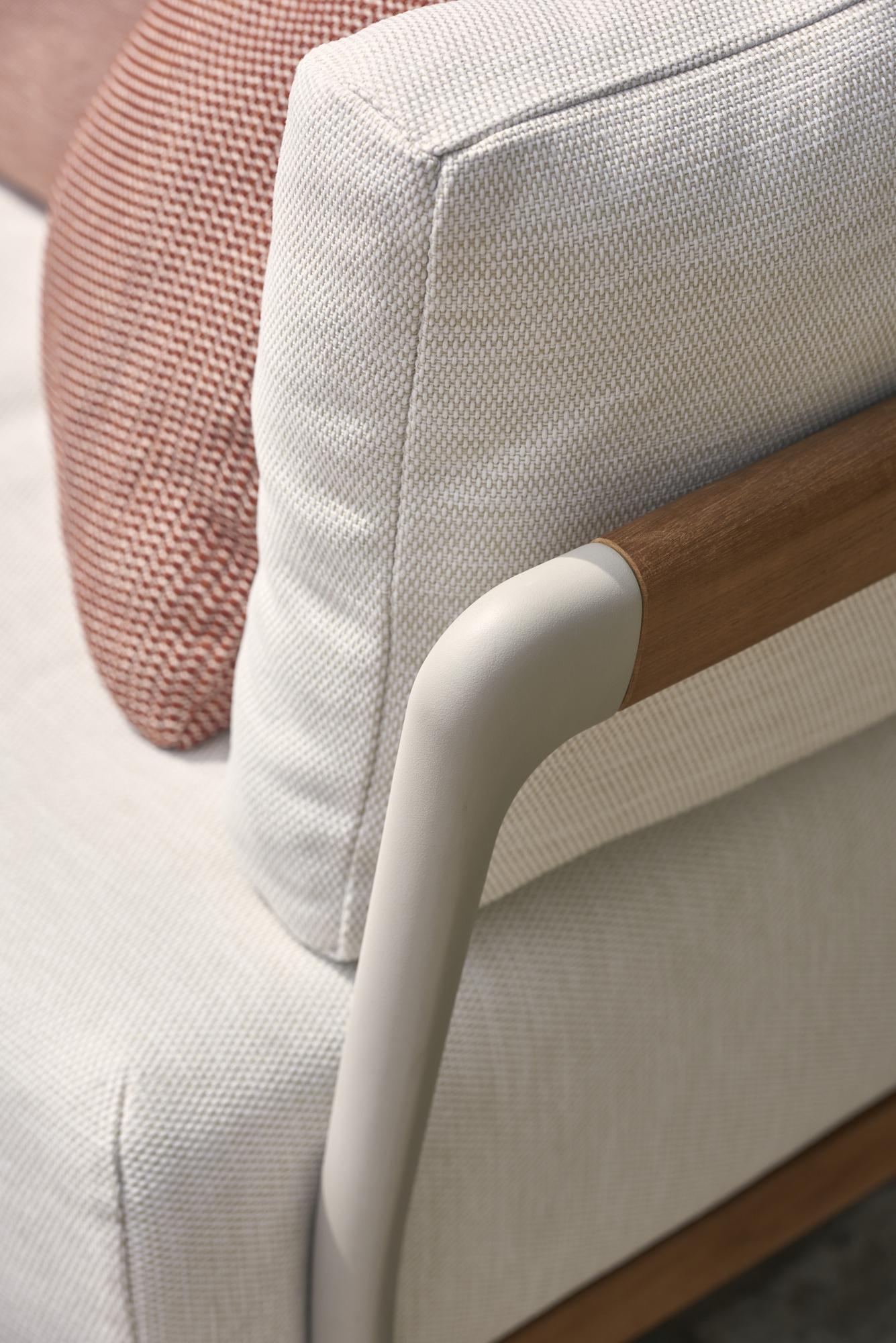 Flex sofa detail