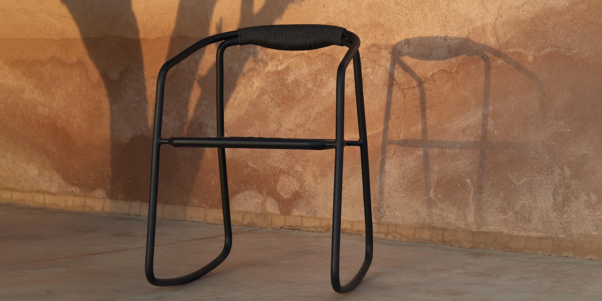 Duo stoel