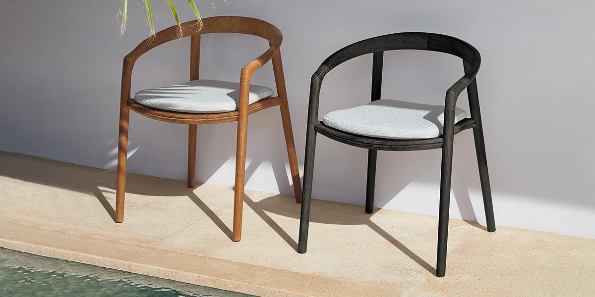 Solid stoelen