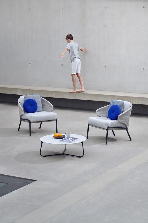 Radius Lounge-Sessel