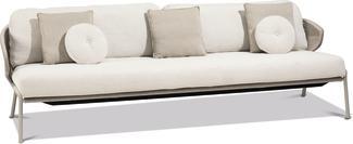 Radius 3S - Sofa fixed - flint - pepper
