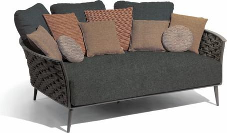 daybed - lava - rope 45mm anthracite