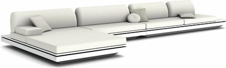 concept 4 - white - casual cushions