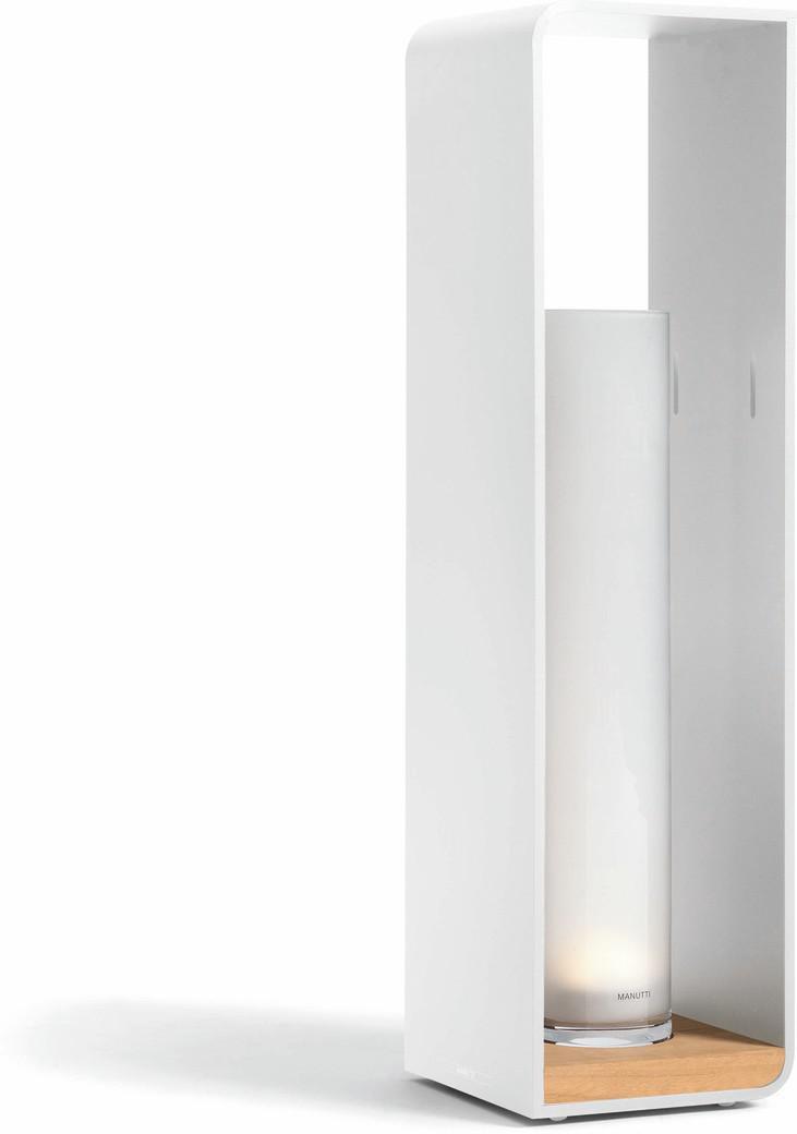 Flame Lumo groß - LED - weiß