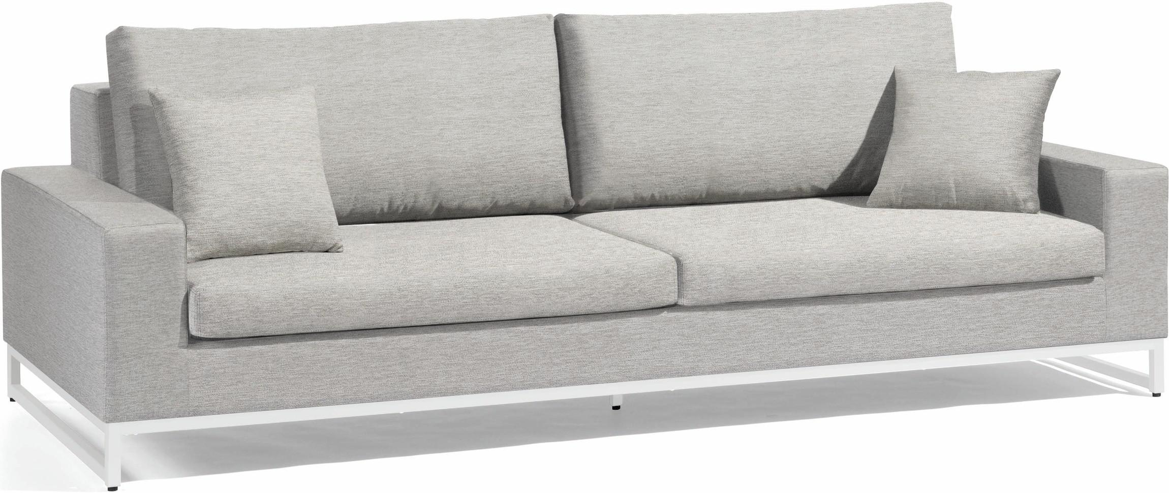 Zendo Sofa fixed - Lotus Smokey 234