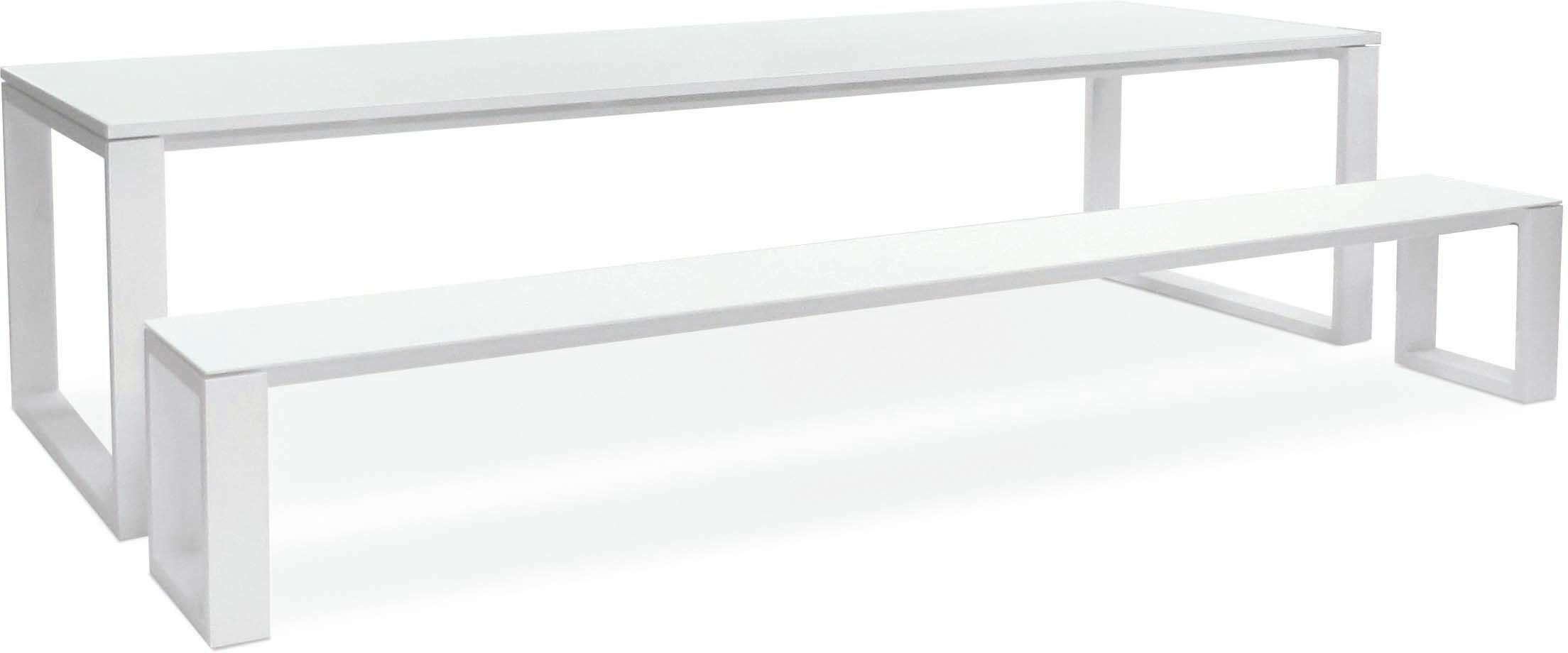 Fuse bench 300 - white