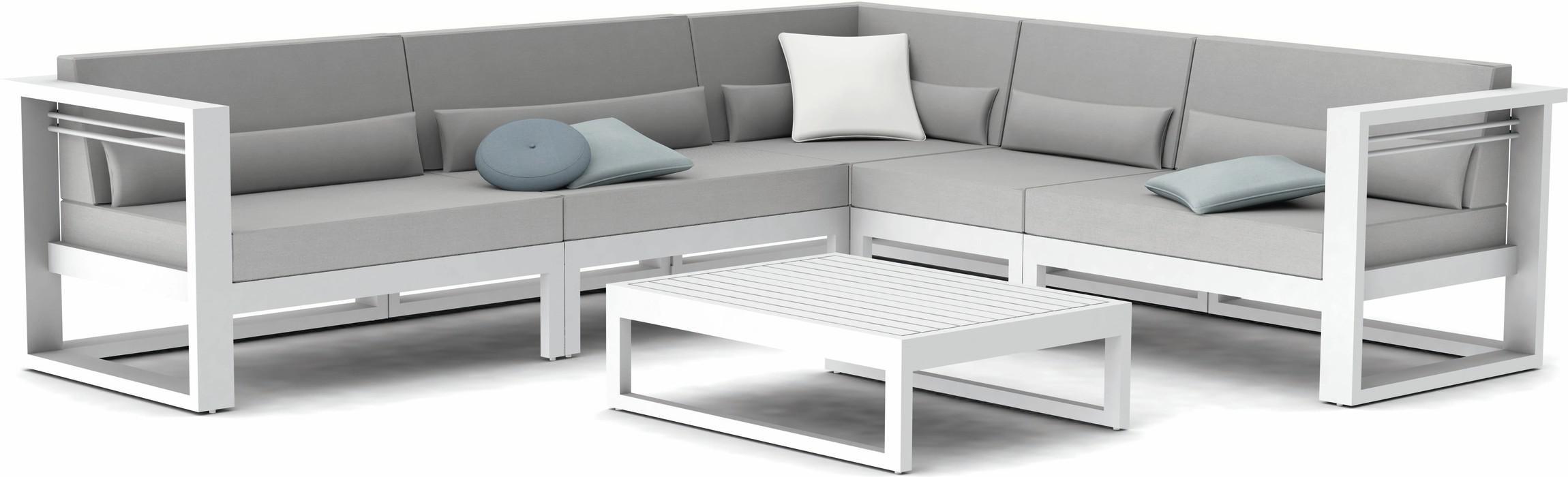 Fuse Concept 1 - wit - textiles white
