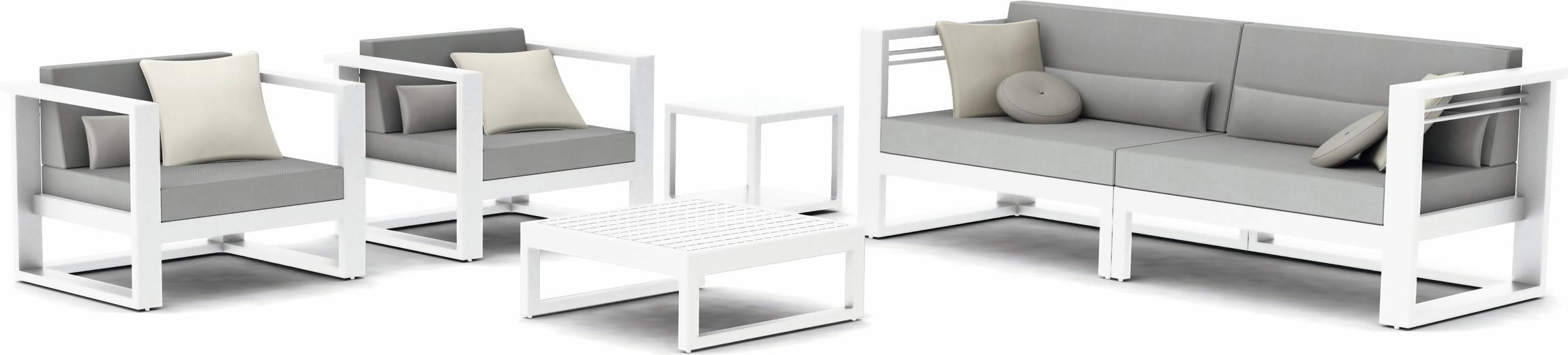 Fuse Konzept 3 - weiß - textiles white