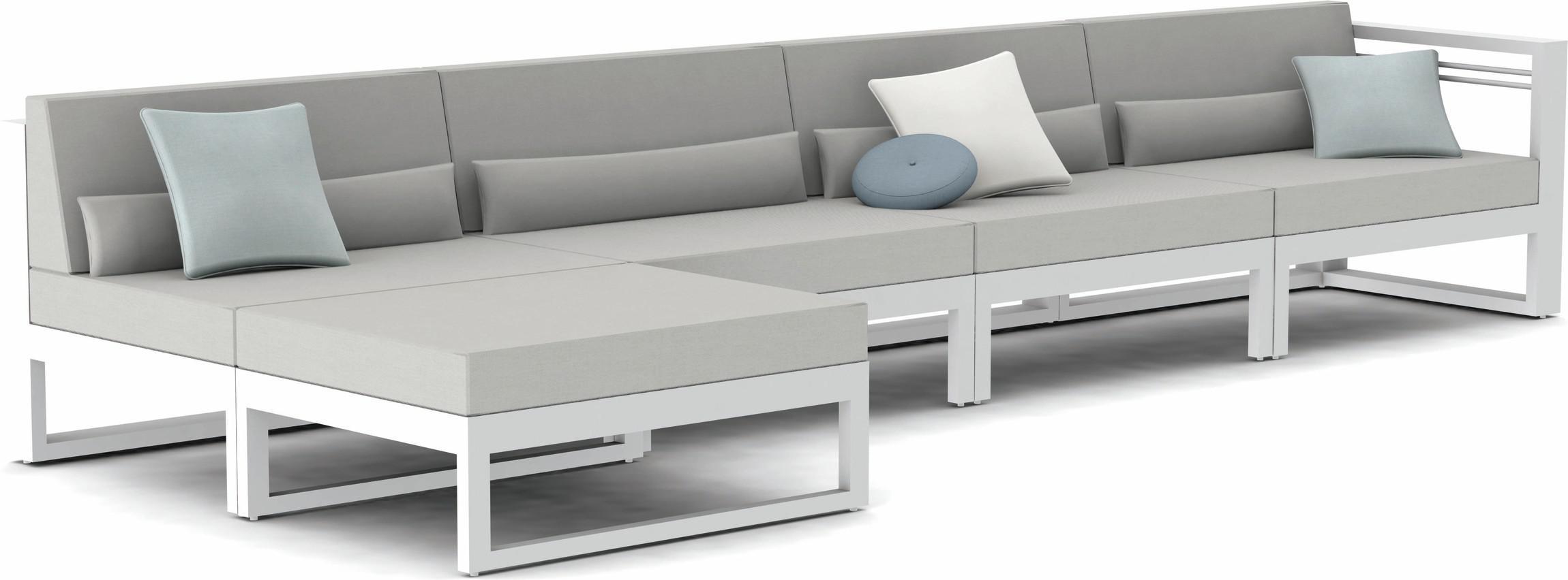 Fuse Concept 4 - wit - textiles white - links