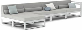 Fuse Konzept 4 - weiß - textiles white - links