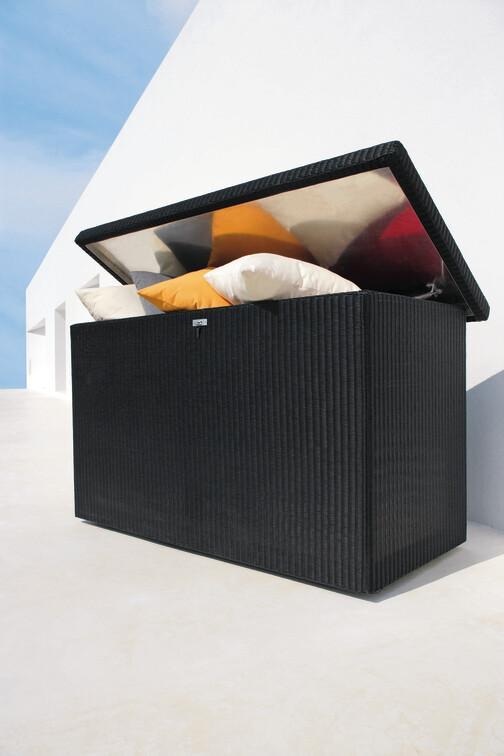 Cushion Boxes Kissentruhen