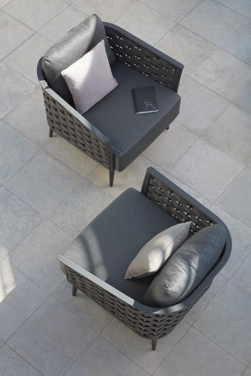 Cascade Lounge-Sessel