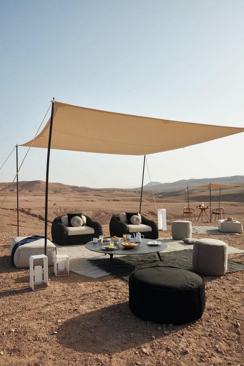 Kobo Lounge-Sessel