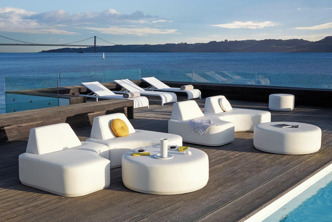 Moon Island Modular Sofas