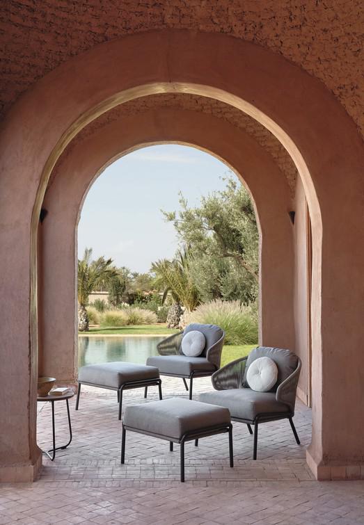 Radius Lounge Chairs