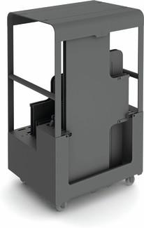 Air trolley for backrests lava F10