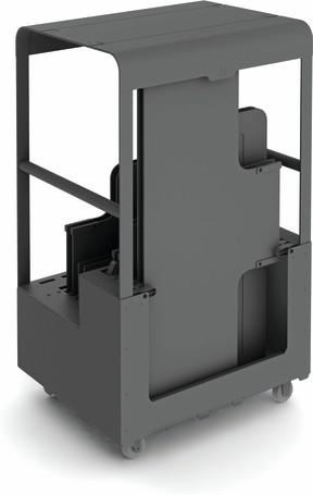 trolley for backrests lava F10