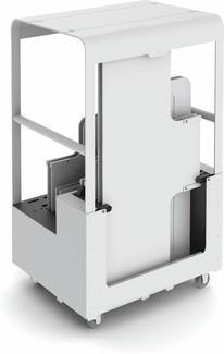 Elements carrito - blanco