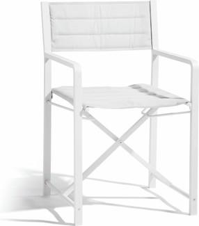 Cross silla blanco - textiles blancos