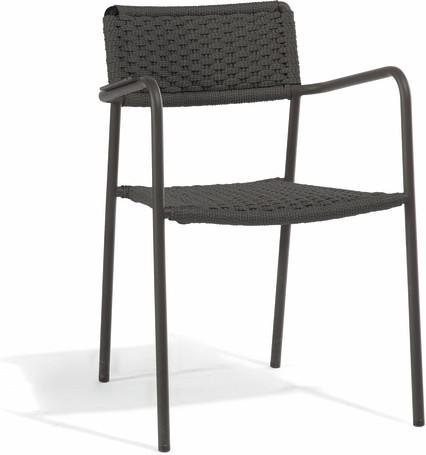 chair - lava - rope 11mm anthracite