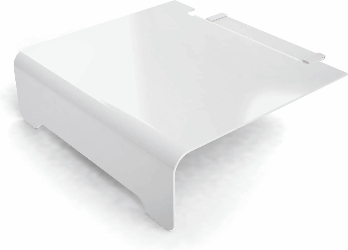 Elements footrest 70 - white