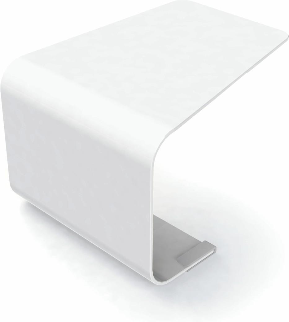 Elements sidetable 35 - white