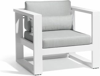 Fuse 1-Sitzer - weiß - textiles white