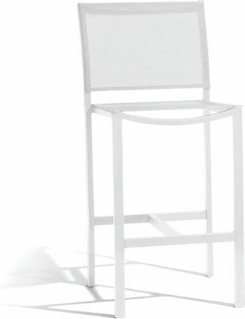 barstool 60 - white - textiles