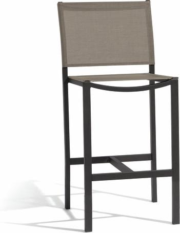 barstool 60 - lava - textiles mocca