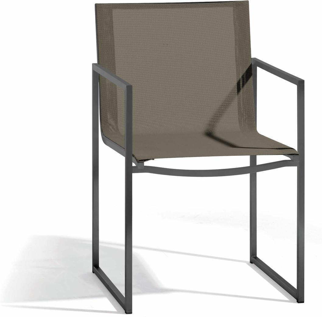 Latona chair - lava - textiles mocca