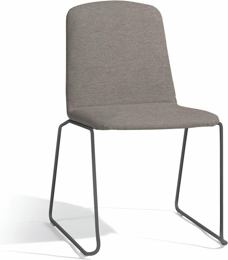 Loop dining chair - lava - lotus sparrow