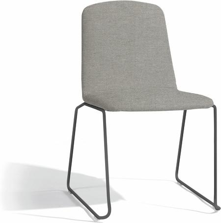 dining chair - lava - milestone