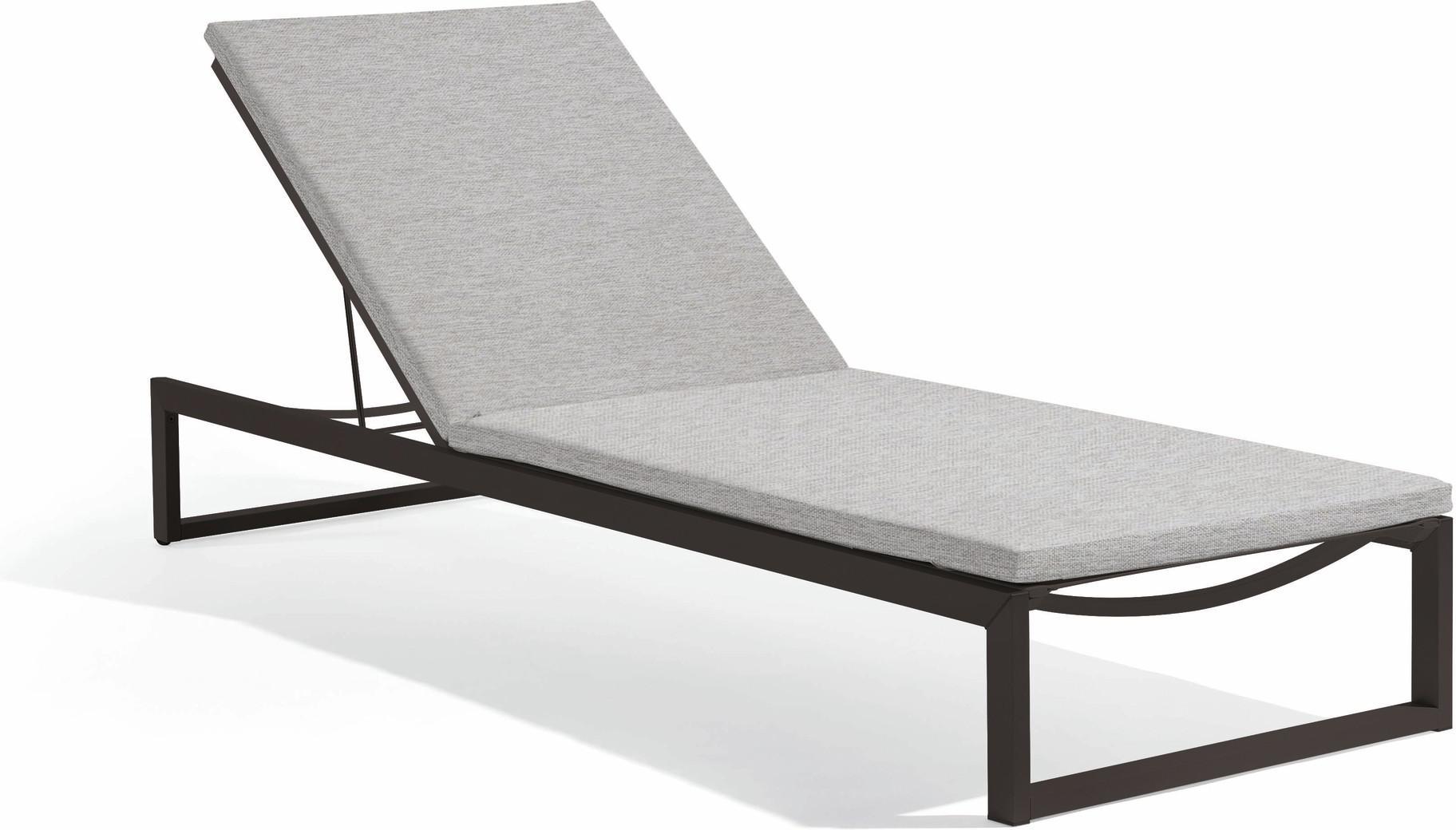 Liner lounger - lava - lotus smokey