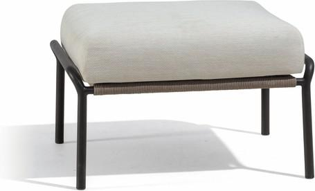 Footstool - lava - bronze
