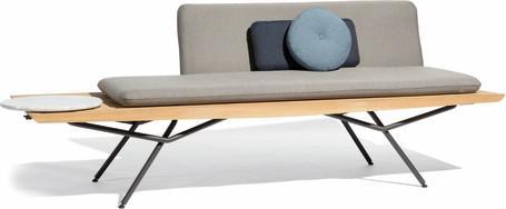 Sofa modular 1S - lava - Iroko 130