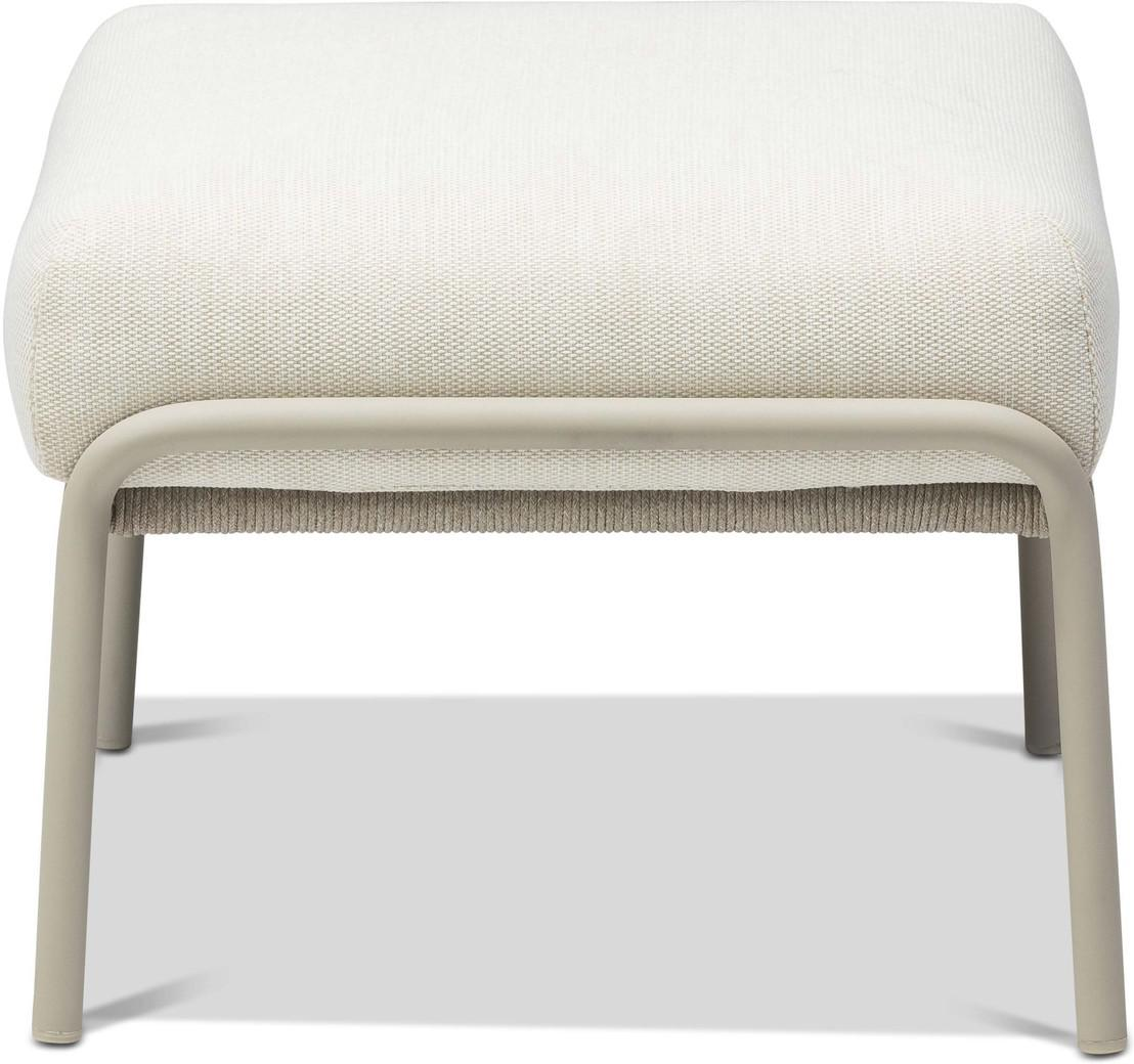 Radius Footstool - flint - pepper