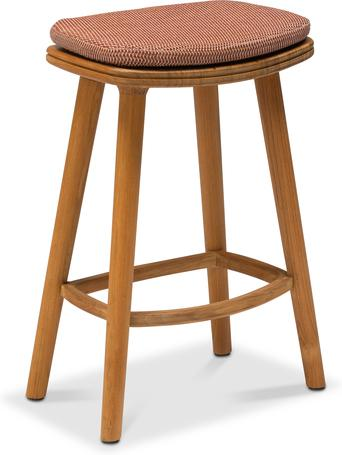 counter Stool 61 - Teak