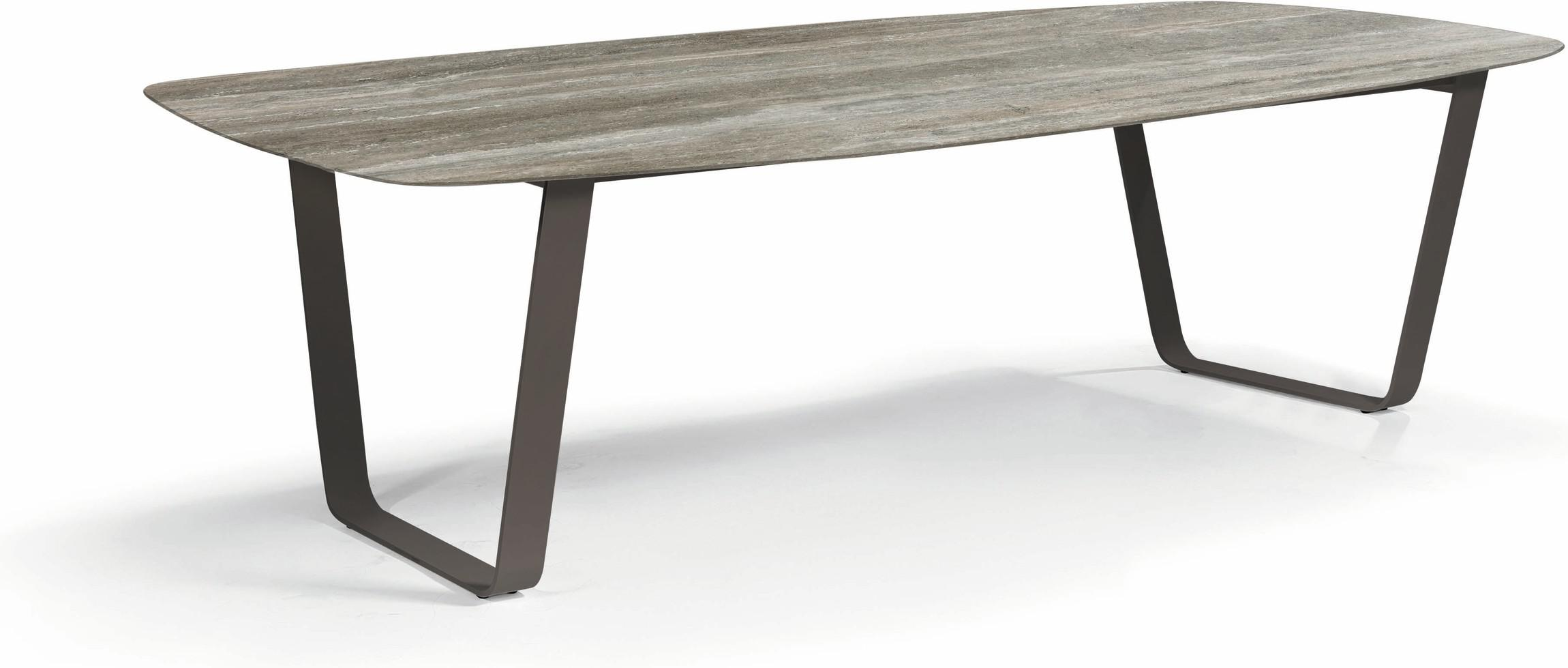 Air Dining table - lava - CT 264