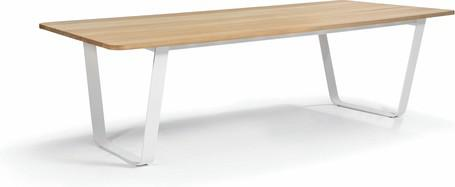 Dining table - white - Iroko 264