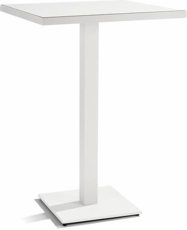 Bar table - white - white 75