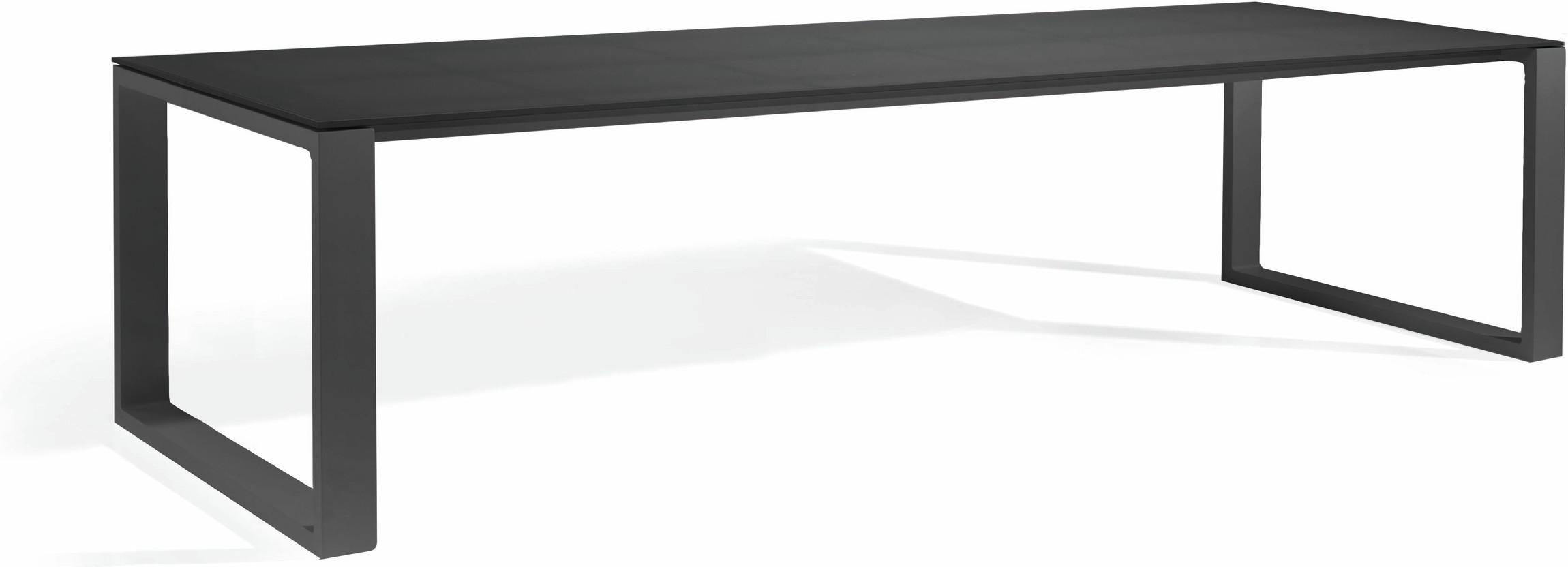 Fuse Dining table - lava - TRB 300