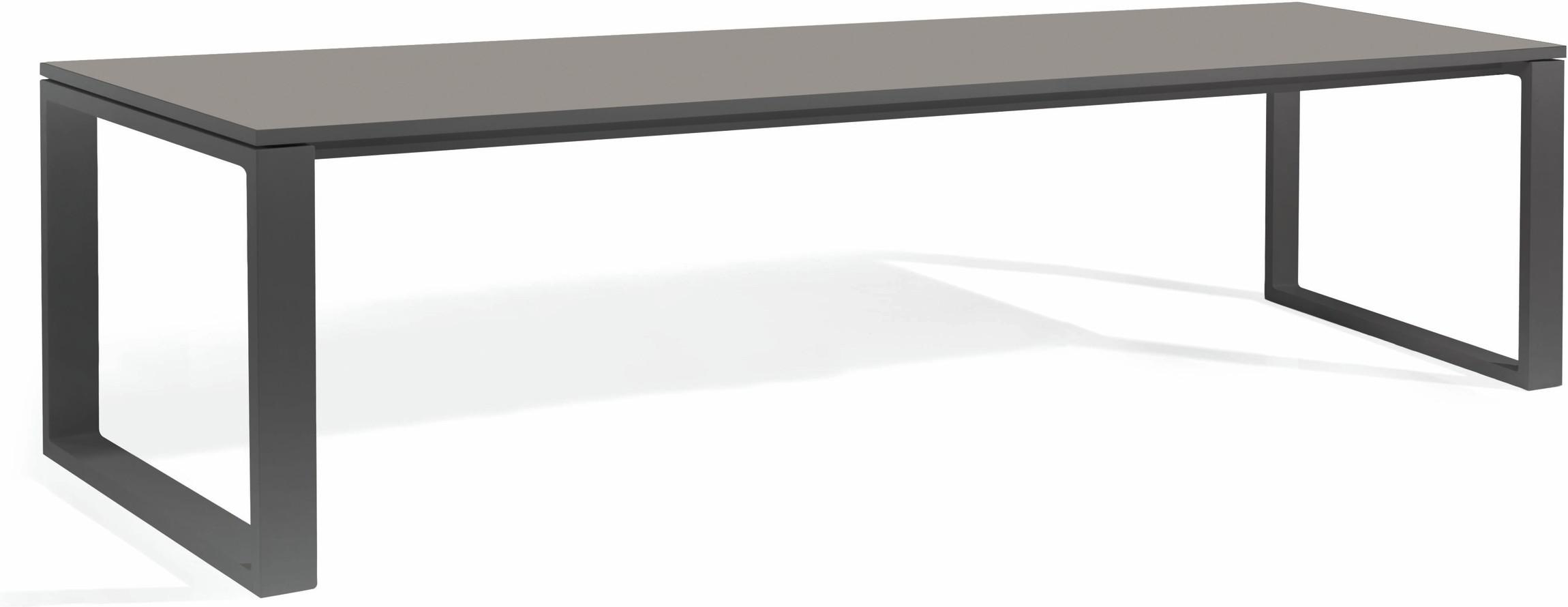 Fuse Dining table - lava - CQ 300