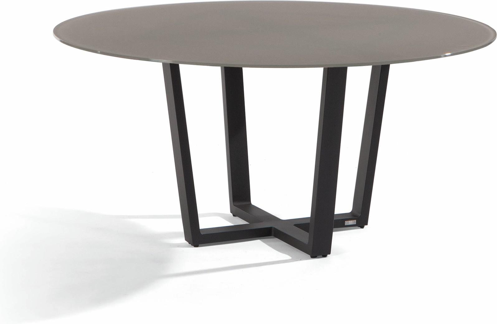 Fuse Dining table - lava - CF 148
