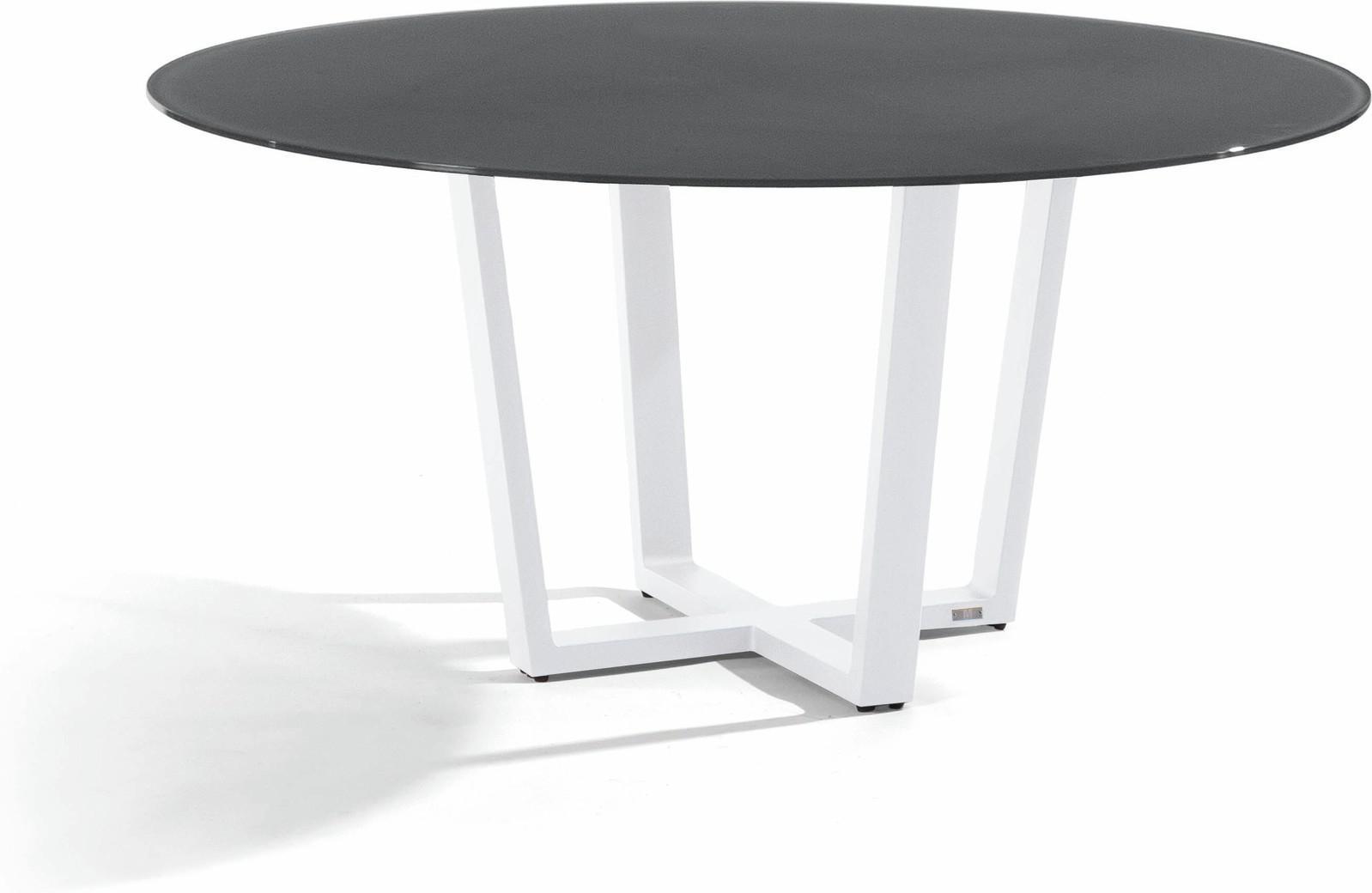 Fuse Esstisch - weiß - GLB 155