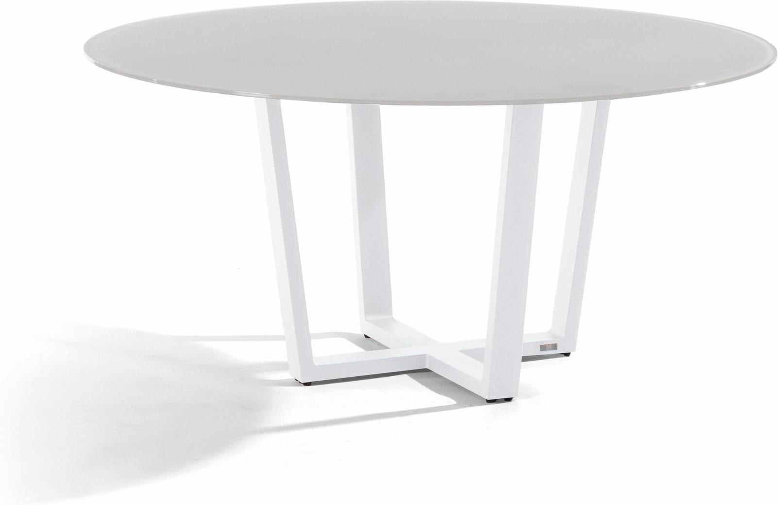 Eettafel Fuse - wit - GLS 155